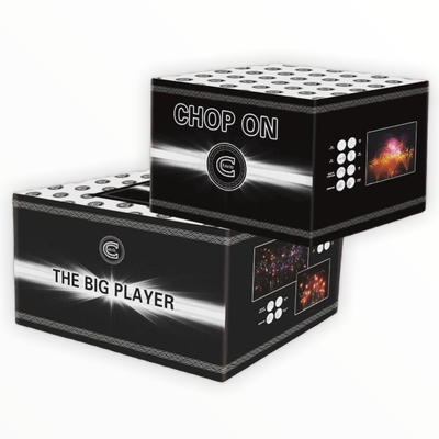 Chop on and Big Player firework offers