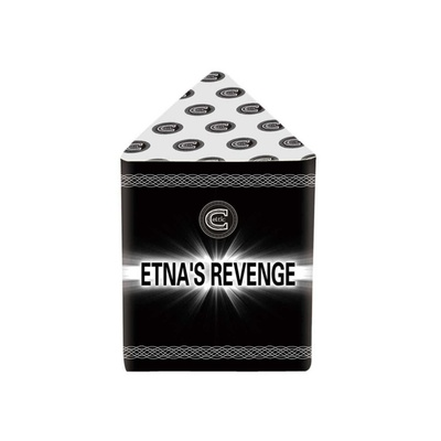 Etna's Revenge Low Noise Small Garden Celtic Fireworks